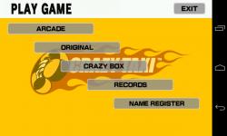 Crazy Taxi - Menu 2
