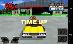 Crazy Taxi - Time up