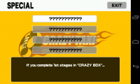 Crazy Taxi - Unlockable items