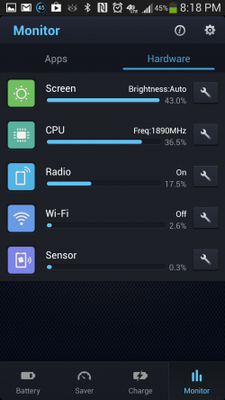 Du Battery Saver - Hardware Monitor