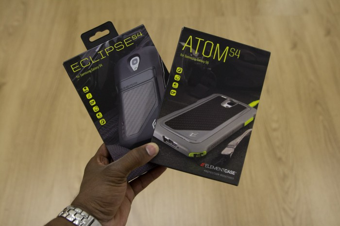 Giveaway - Element Case Eclipse and Atom for Samsung Galaxy S4