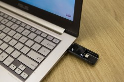 Leef Bridge USB Drive in Laptop
