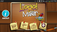 Logo Maker and Graphics - Start Menu