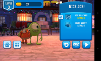 Monsters U Catch Archie - End of level