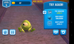 Monsters U Catch Archie - Fail