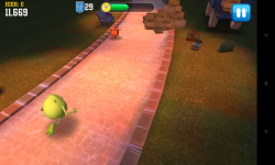 Monsters U Catch Archie - Gameplay sample (1)