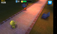 Monsters U Catch Archie - Gameplay sample (5)