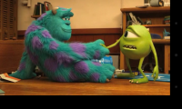 Monsters U Catch Archie - Introductory film footage