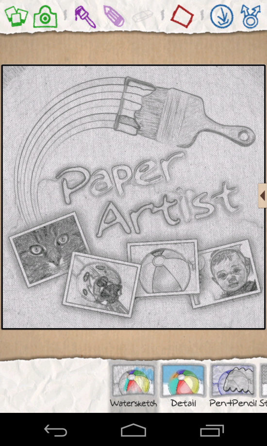 Paper Artist – create something fun & unique with your photos