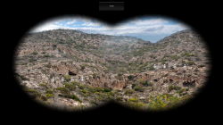 Pro Shooter Sniper - Binocular View