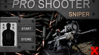 Pro Shooter Sniper - Main Menu
