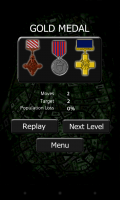 Quarantine London - Win medals