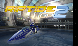 Riptide GP2 - Intro screen