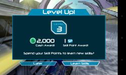 Riptide GP2 - Level up