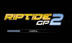Riptide GP2 - Loading screen