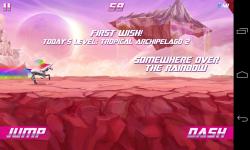 Robot Unicorn Attack 2 - Gameplay sample (1)