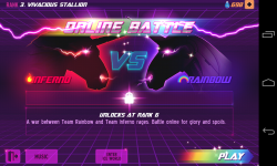 Robot Unicorn Attack 2 - Online battle, where your IAPs will really count