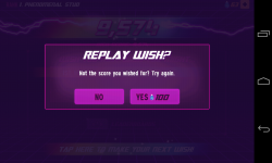 Robot Unicorn Attack 2 - Want another wish, PAY!