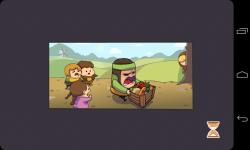 Tiny Thief - Cut scenes stills