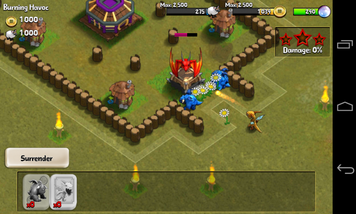 Battle Dragons – train dragons to defend & attack in this addictive tycoon/tower defense hybrid