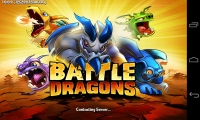 Battle Dragons - Title page