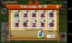 Battle Dragons - Train troops