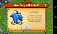 Battle Dragons - Unlock dragons as you progress