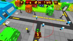 Block Defender Tower Defense - Gameplay 2