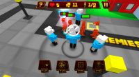 Block Defender Tower Defense - Gameplay 4