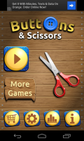 Buttons and Scissors - Menu