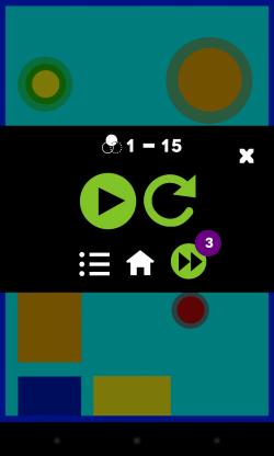 Color Zen - Pause menu