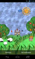 Fairy Field Wallpaper - Set live wallpaper