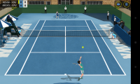 Flick Tennis - Gameplay (1)