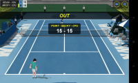 Flick Tennis - Gameplay (2)