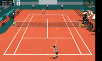 Flick Tennis - Gameplay (6)