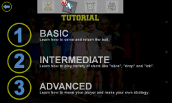 Flick Tennis - Tutorial