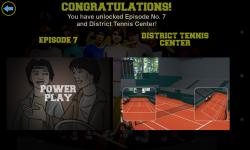 Flick Tennis - Unlock new episodes