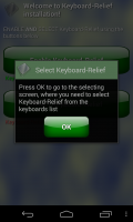 Keyboard-Relief 2 - Select