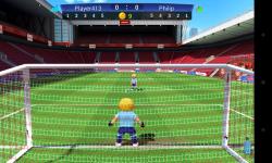 Perfect Kick - Keeper view