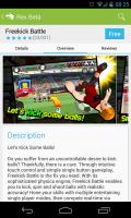 Rex - Game info in-app