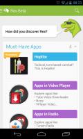 Rex - Must have apps etc