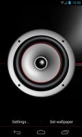 Screen Speaker Music Wallpaper - Preview 1