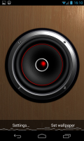 Screen Speaker Music Wallpaper - Pulses to music (1)