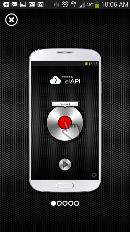 TapeACall – Record Calls app