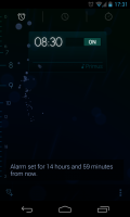 Timely - Alarm set