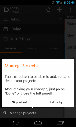 Todoist - Project management