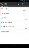 Todoist - Task list