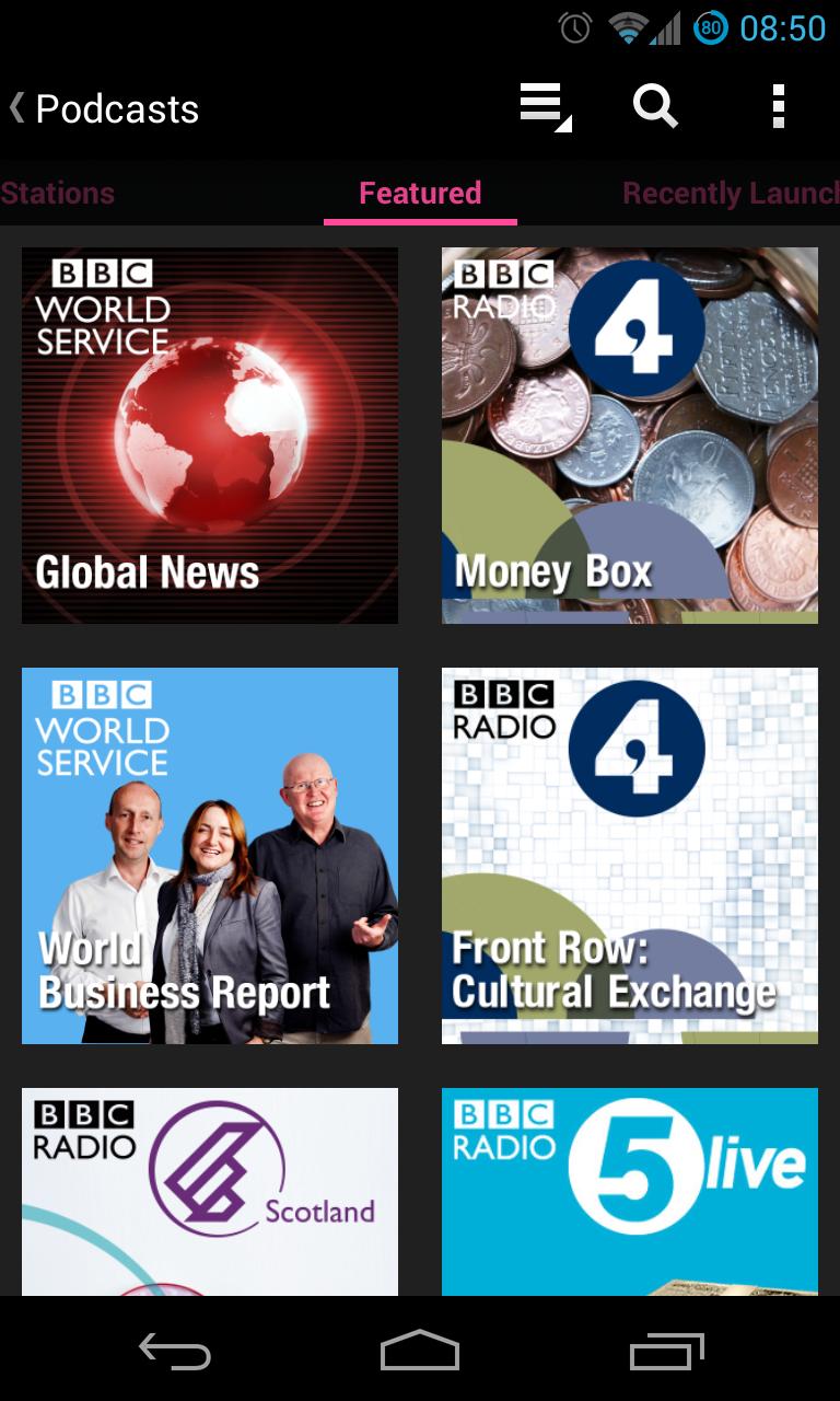 BBC iPlayer - iPlayer Radio Home