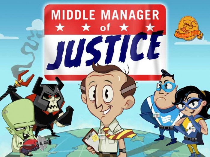 (New Game) Play Middle Manager of Justice