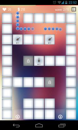 Blurry Defense - Gameplay sample (7)